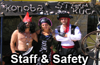 staff and safety